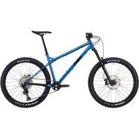 Ragley Blue Pig Hardtail Bike 2021 - Blue - Black - S