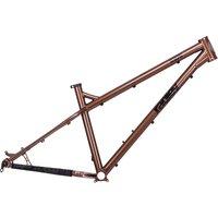 Ragley Blue Pig Hardtail Frame 2021 - Copper - Gold