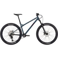 Ragley Piglet Hardtail Bike 2021 - Blue - Burgundy - M