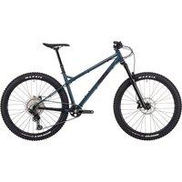 Ragley Piglet Hardtail Bike 2021 - Blue - Burgundy - S