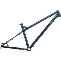 Ragley Piglet Hardtail Frame 2021 - Blue - Burgundy - XL