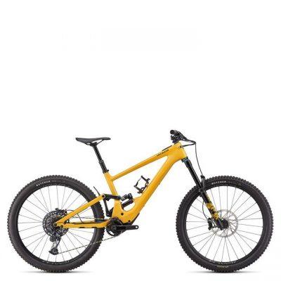 Specialized Kenevo SL Expert Carbon 2022 Electric Mountain Bike - Brassy Yellow22