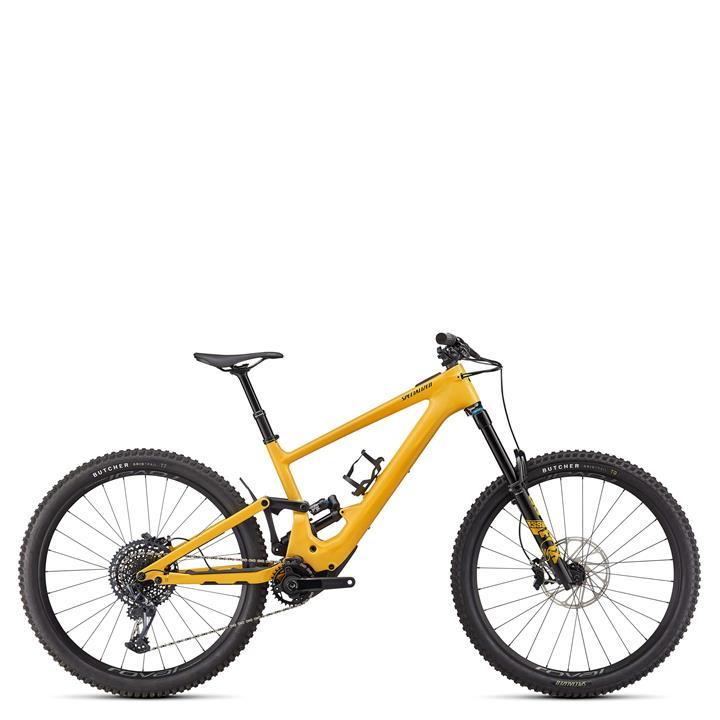Specialized Kenevo SL Expert Carbon 2022 Electric Mountain Bike - Brassy Yellow