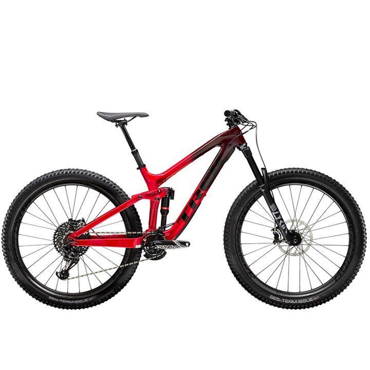 Trek Project One Slash 9.8 GX 2020 Mountain Bike RT Richard Molloy - Red