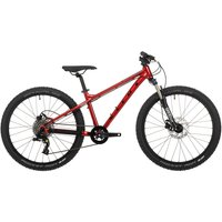 "Vitus Nucleus 24 Youth Hardtail Bike 2021 - Red - 24"""