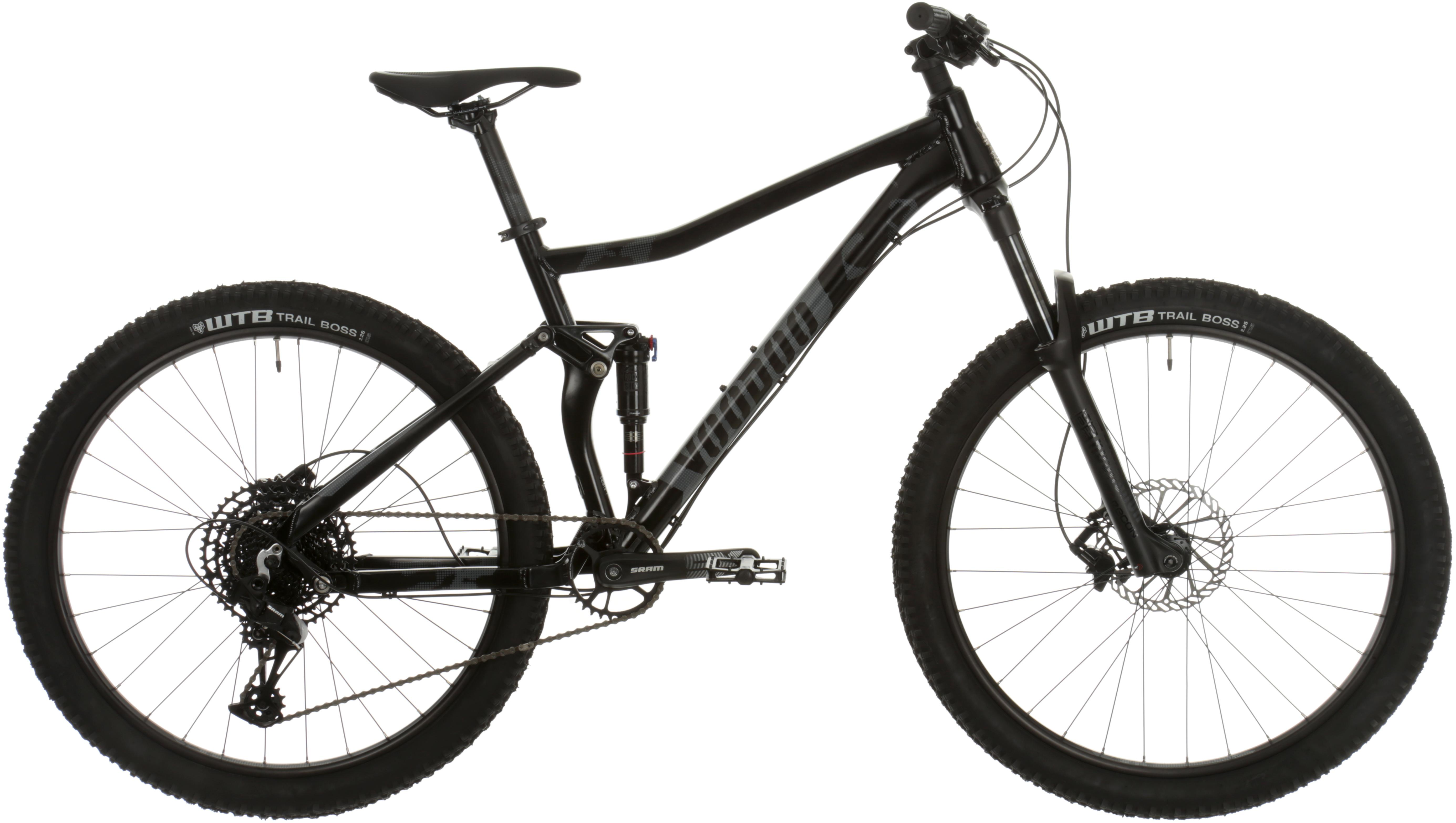 Voodoo Canzo Full Suspension Mens Mountain Bike- 18 Inch