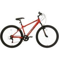 Apollo Phaze Mens Mountain Bike - Red - 17 Inch