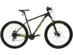 Carrera Furnace 1 Mountain Bike - Black/Yellow