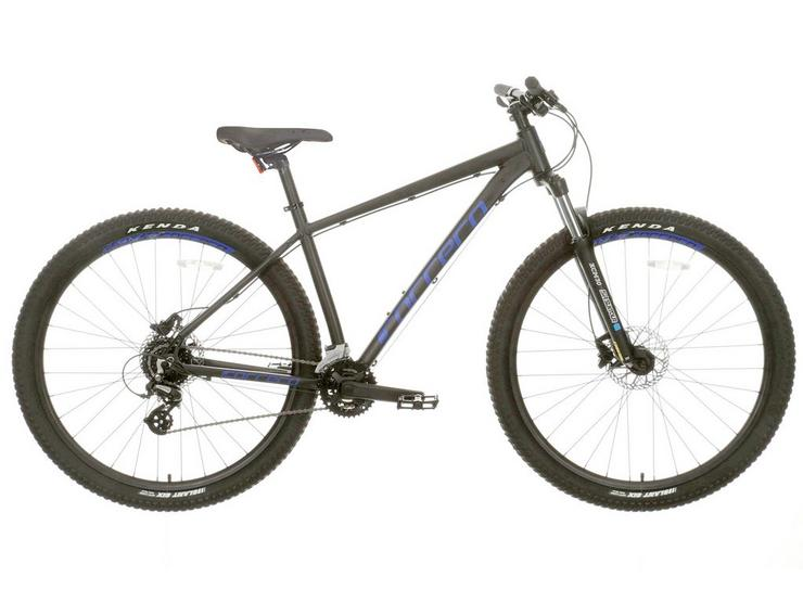 £385.00 Carrera Hellcat Mens Mountain Bike 2020  – Black, Large