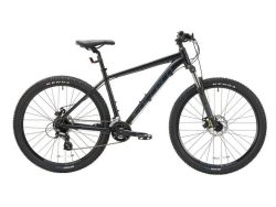 Carrera Vengeance Mens Mountain Bike - Black