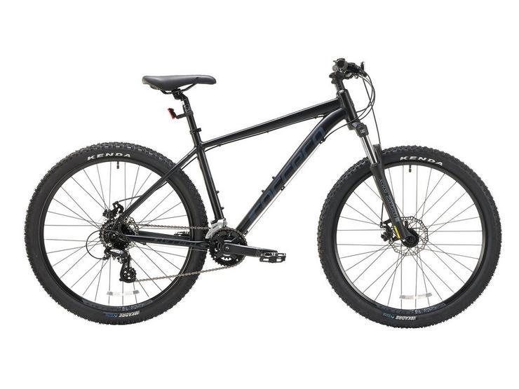 £360.00 Carrera Vengeance Mens Mountain Bike – Black, Medium